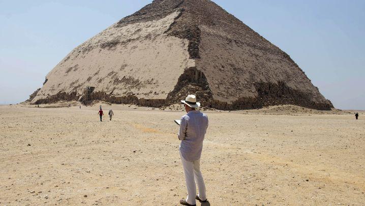 Ägypten: Die Schätze der Knickpyramide