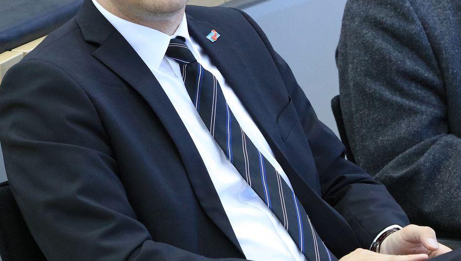 AfD-Politiker André Poggenburg