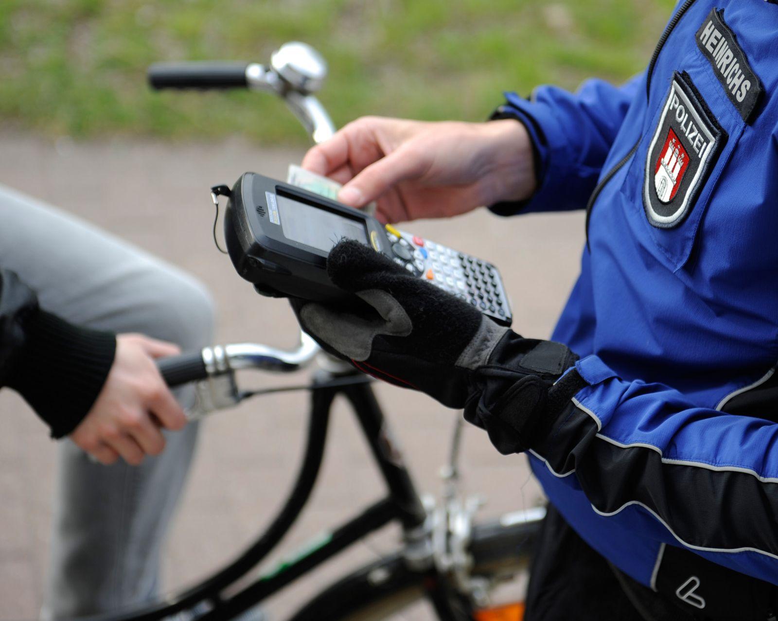 Polizei / Fahrrad