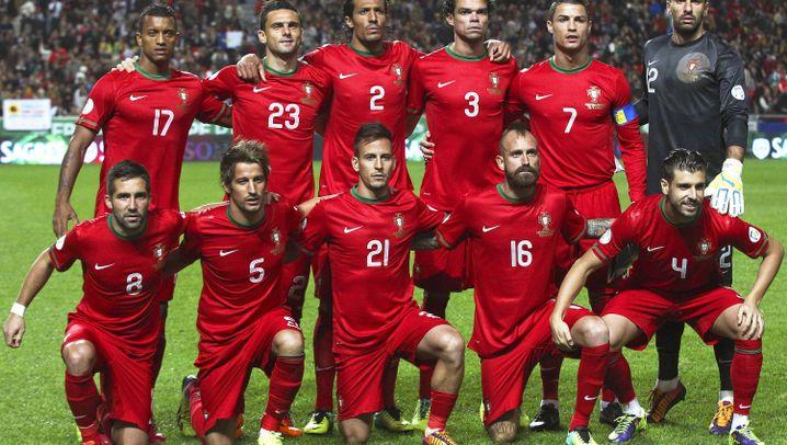Deutsche Gruppengegner: Klinsmann, Cristiano Ronaldo, Boateng
