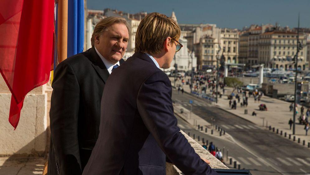 Serie mit Gérard Depardieu: Glamour und Gentrifizierung in Marseille
