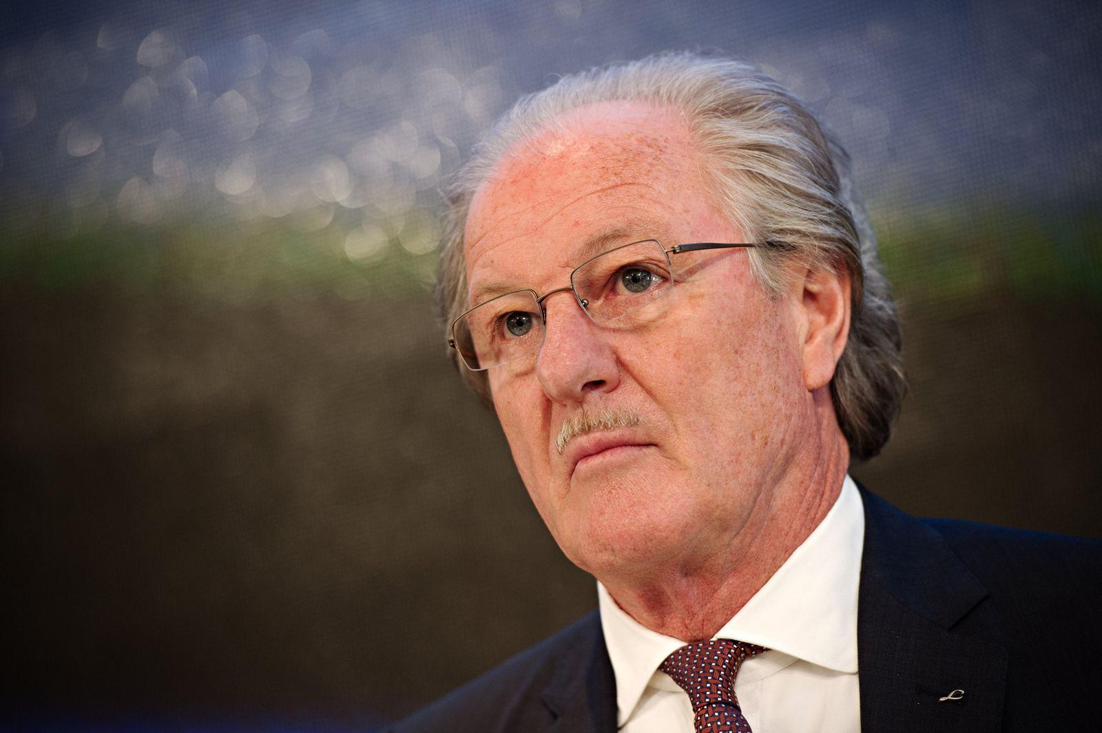 Wolfgang Reitzle / bestbezahlter Aufsichtsratschef
