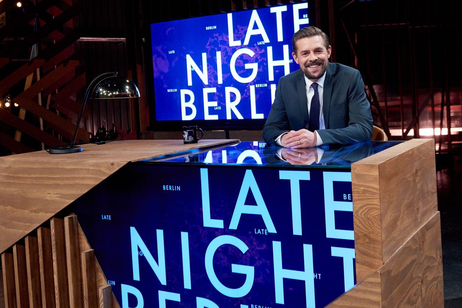 «Late Night Berlin»: Klaas Heufer-Umlauf