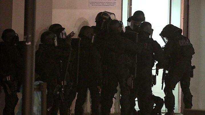 Fotostrecke: Elite-Einheit in Reims