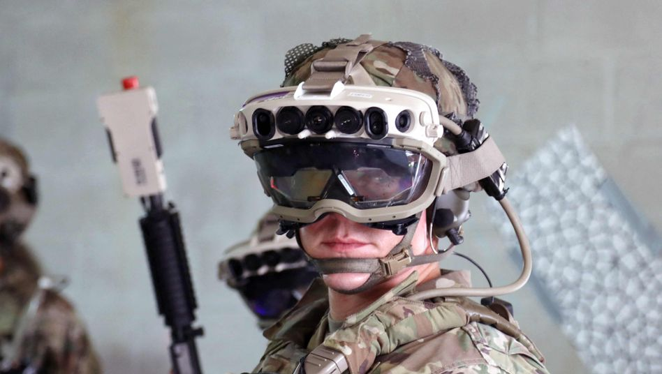 Training mit der Militärversion der HoloLens: »Eine lebensechte Mixed-Reality-Trainingsumgebung erschaffen«