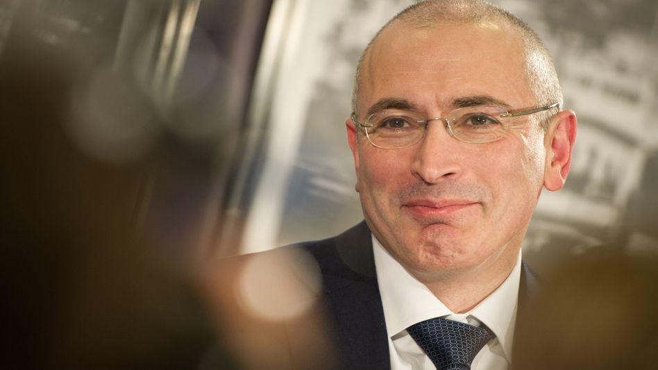 """Michail Chodorkowski: """"Putin ist mein politischer Gegner, aber ich hasse ihn nicht."""""""