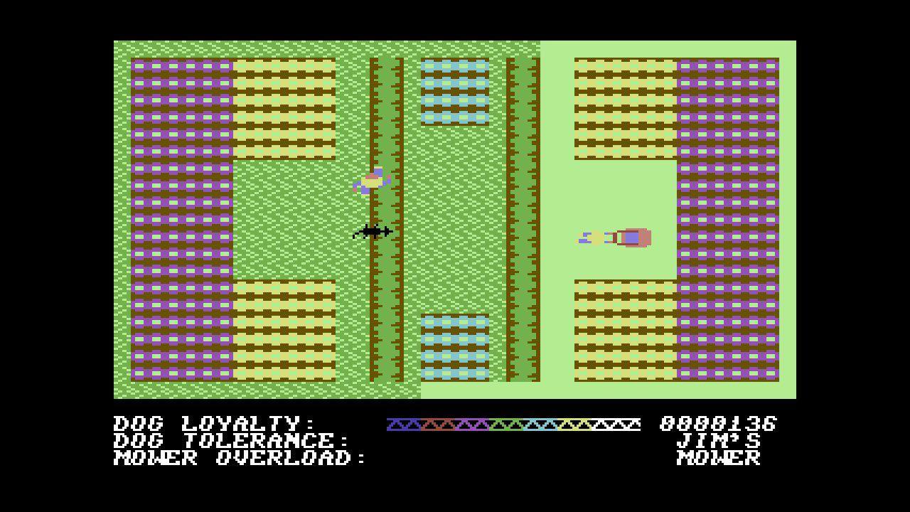 The C64 Fullsize Spiel