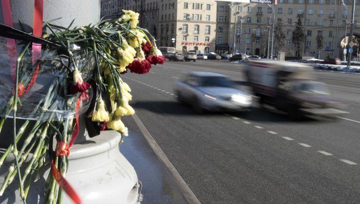 Protest in Moskau: Wut auf Lukoil