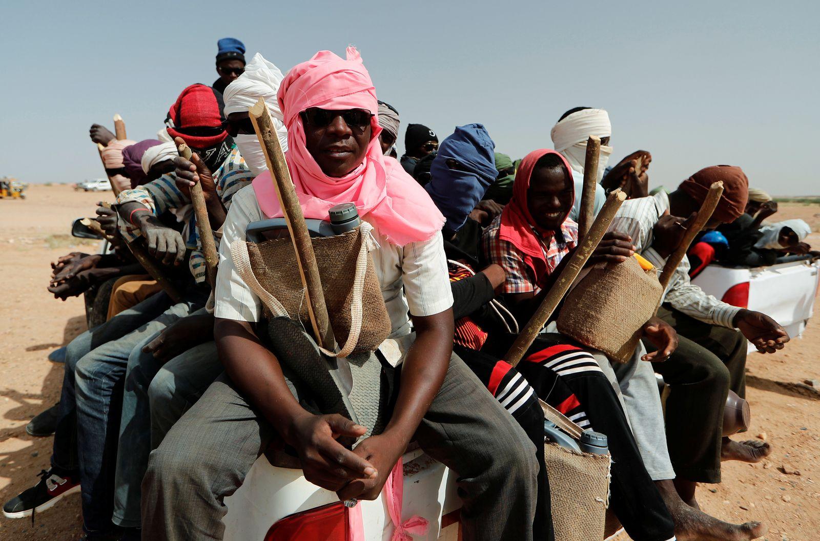 Niger's ex-migrant smugglers despair of receiving European aid to replace lost livelihoods