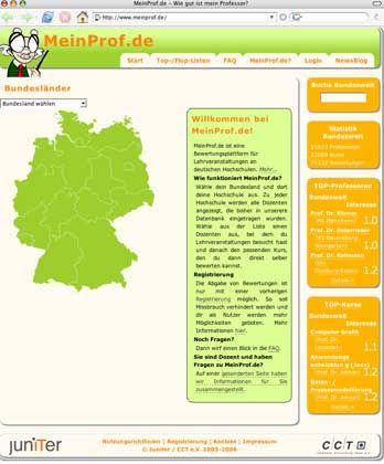 MeinProf.de: Aufatmen nach Sieg vor Gericht