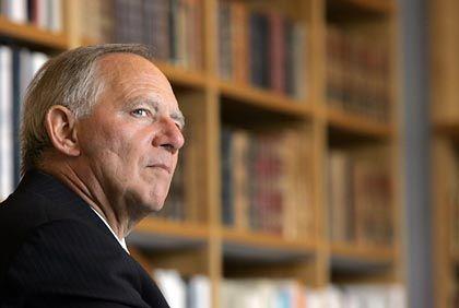 Innenminister Schäuble: Vorschläge schon seit Monaten in der Schublade