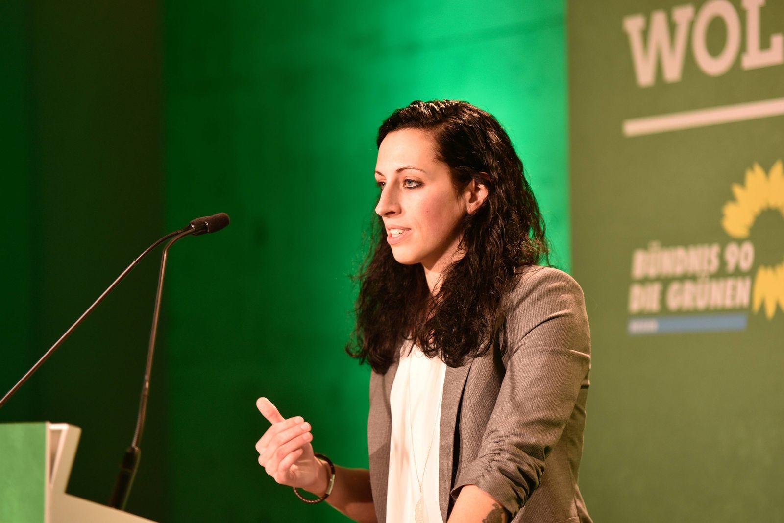 EINMALIGE VERWENDUNG Vanessa Gronemann