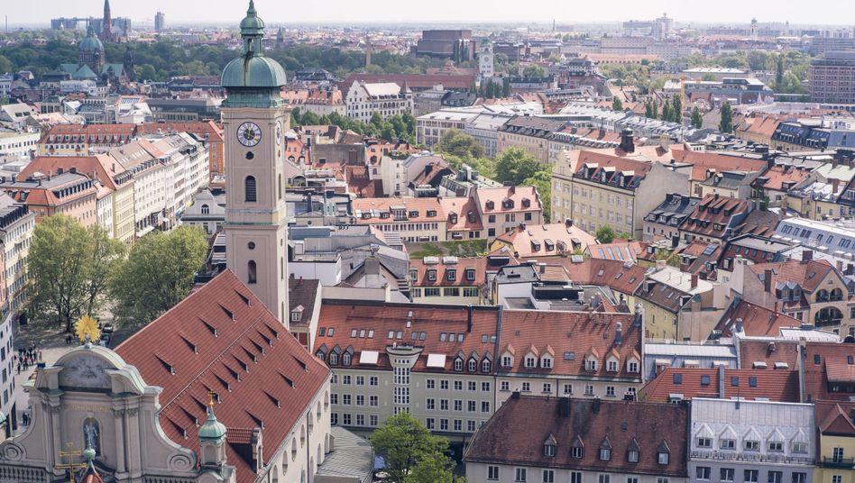 """München: """"Standardwohnung"""" ist 7,4 Prozent teurer"""
