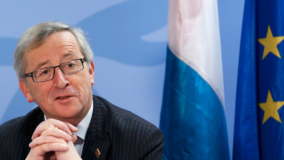 The head of the Euro Group, Luxembourg Prime Minister Jean-Claude Juncker: 'The Greeks really delivered.'