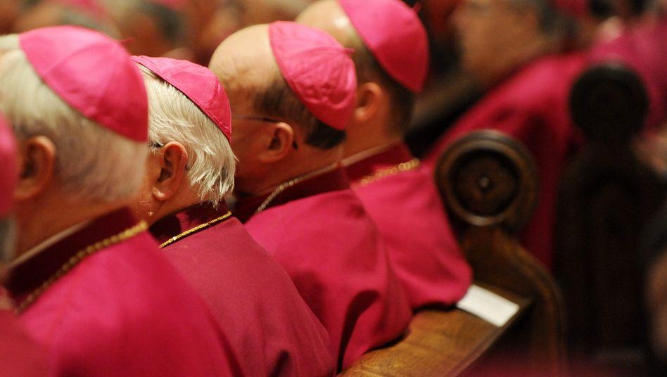 Teilnehmer der Deutschen Bischofskonferenz