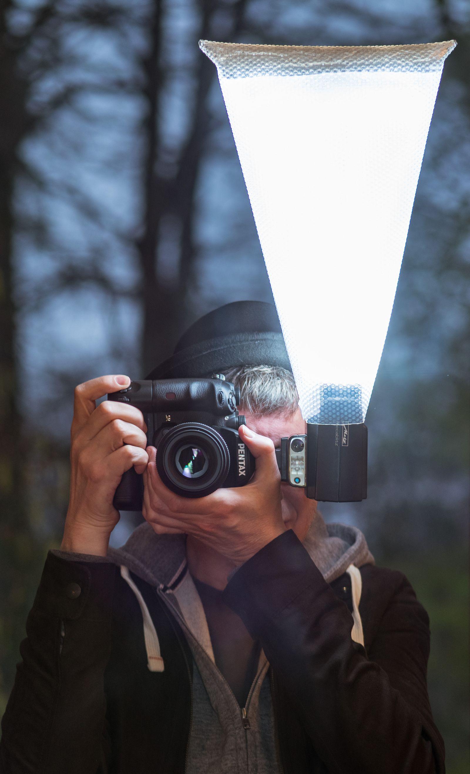 EINMALIGE VERWENDUNG Docma / Lichtformer