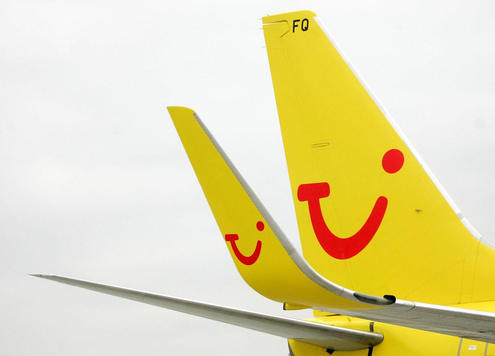 NICHT VERWENDEN Air Berlin uebernimmt City-Fluggeschaeft von TUIfly