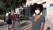 Start ins neue Schuljahr - mal mit, mal ohne Maske