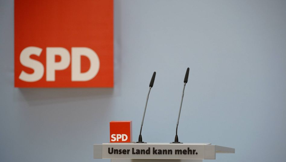 Germany's Social Democrats are in upheaval after a dismal showing in general elections on Sunday.