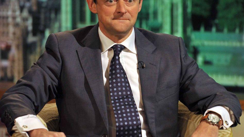 BP-Chef Tony Hayward: Druck von allen Seiten