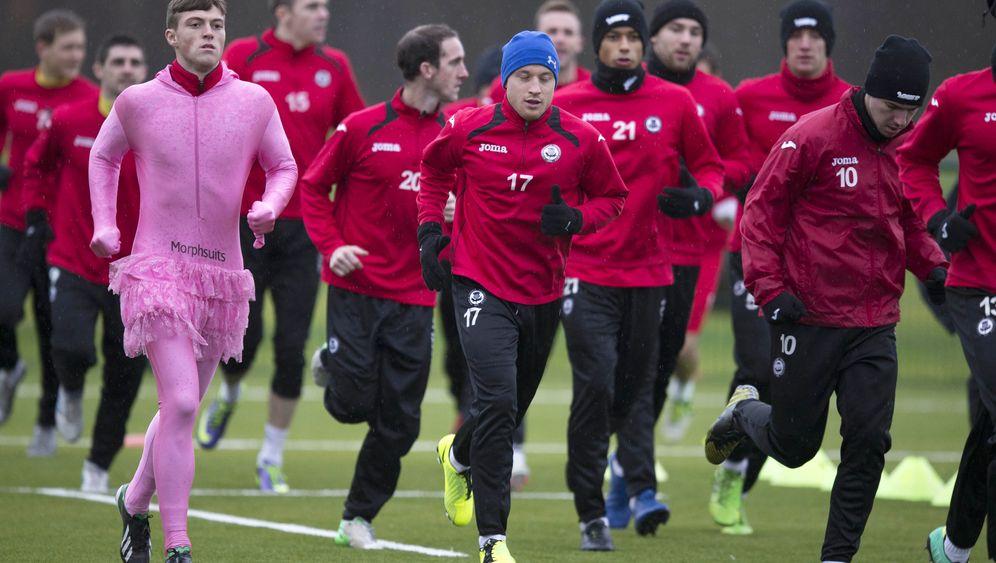 Schottland: Ein Traum in Rosa