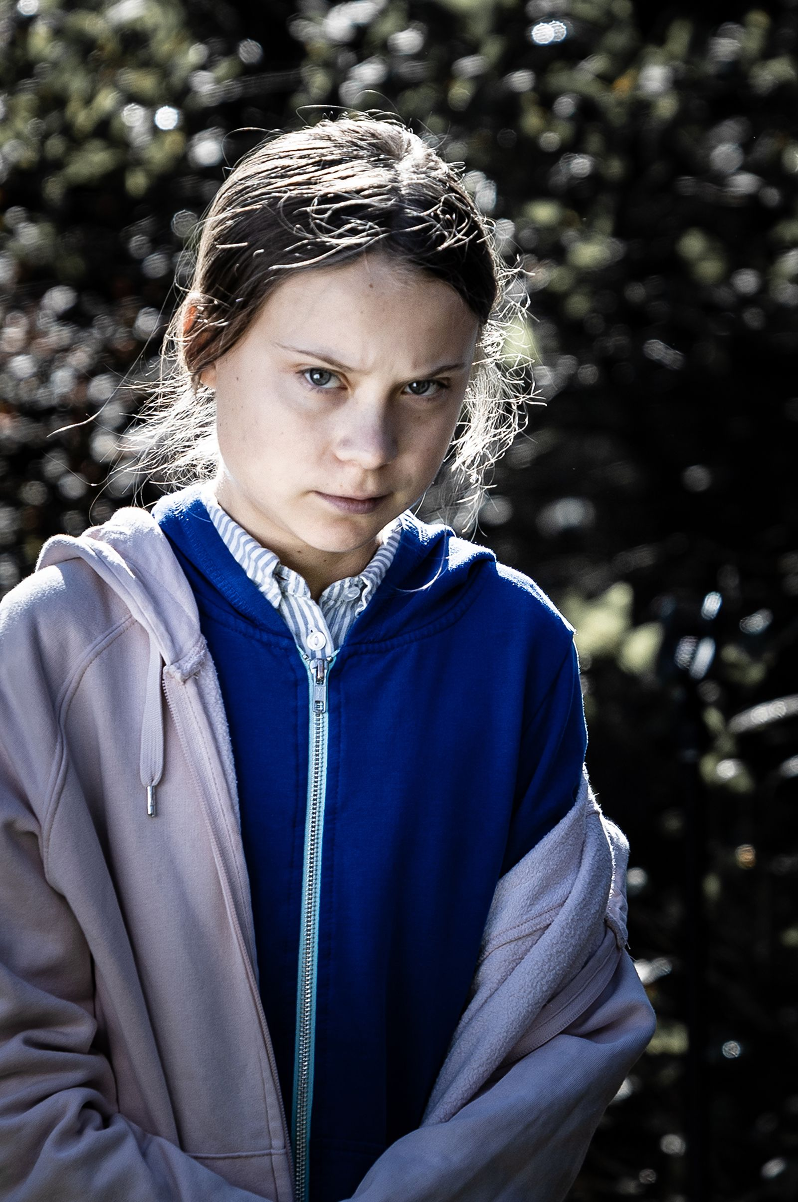 Greta Thunberg attends 'Fridays for Future' in Montreal