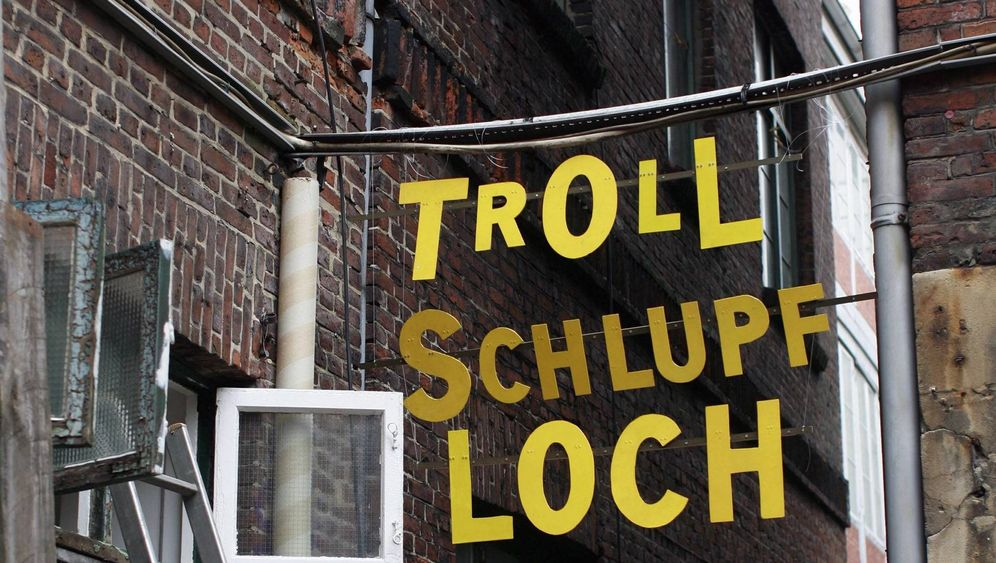 Besetztes Hamburger Viertel: In die Gänge gekommen