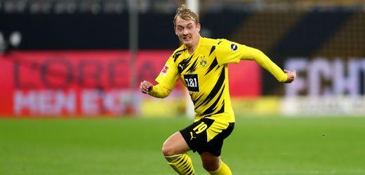 Julian Brandt von Borussia Dortmund: Nur dabei statt mittendrin
