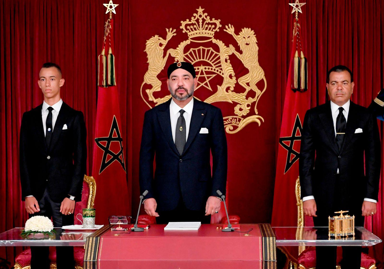 Morocco King's Speech