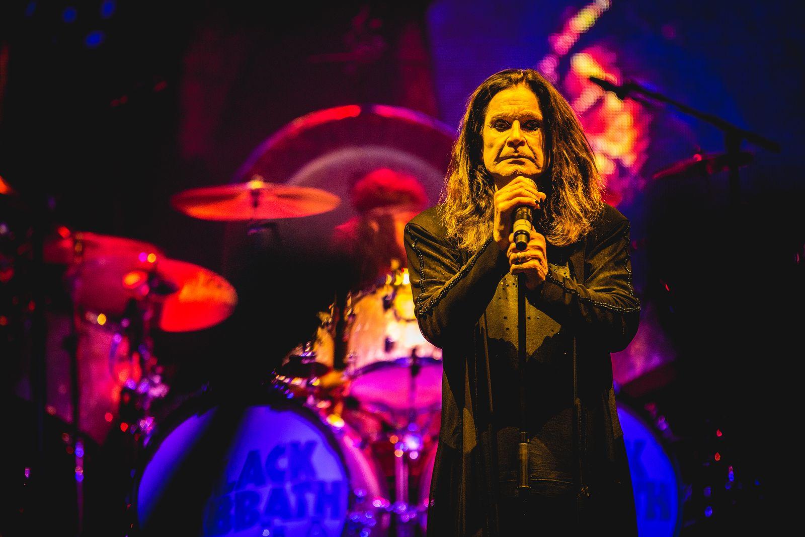 EINMALIGE VERWENDUNG NACHRUF Ozzy Osbourne EXPIREN NACH VERWENDUNG!
