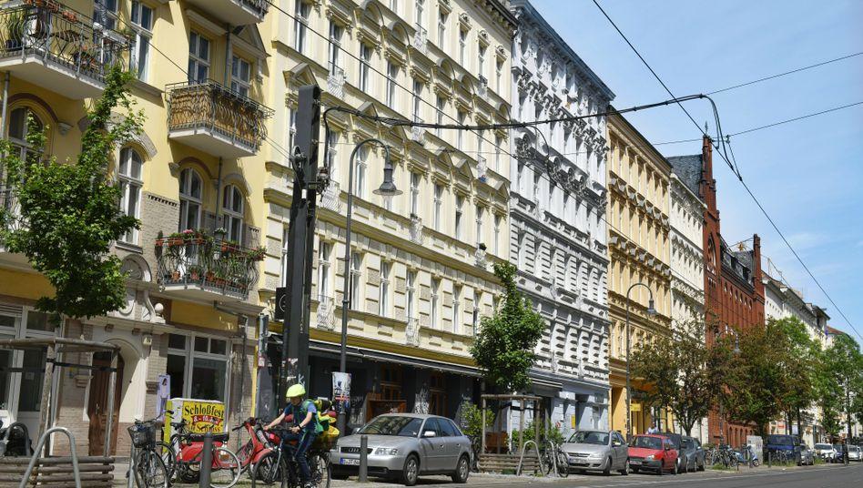 In Berliner Stadtteilen wie Pankow sind die Wohnungspreise noch relativ günstig