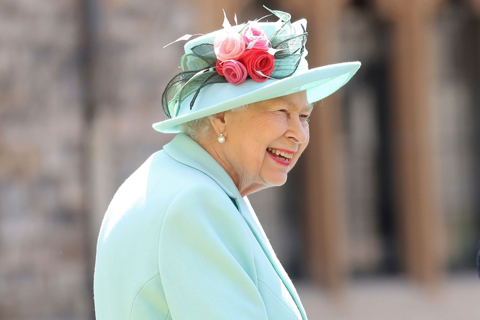 Barbados Queen Elizabeth
