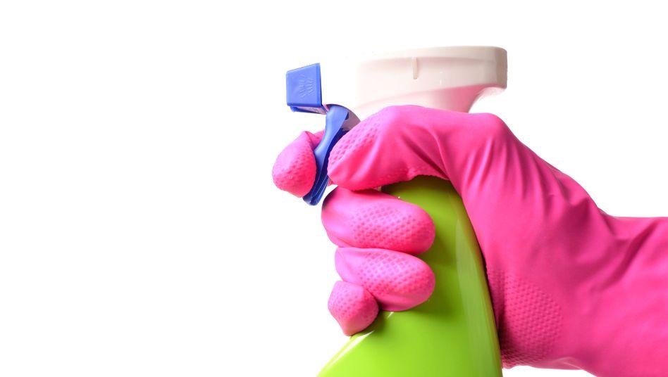 Putzen ist keine demütigendere Tätigkeit als Kochen, Einkaufen oder Duschen.