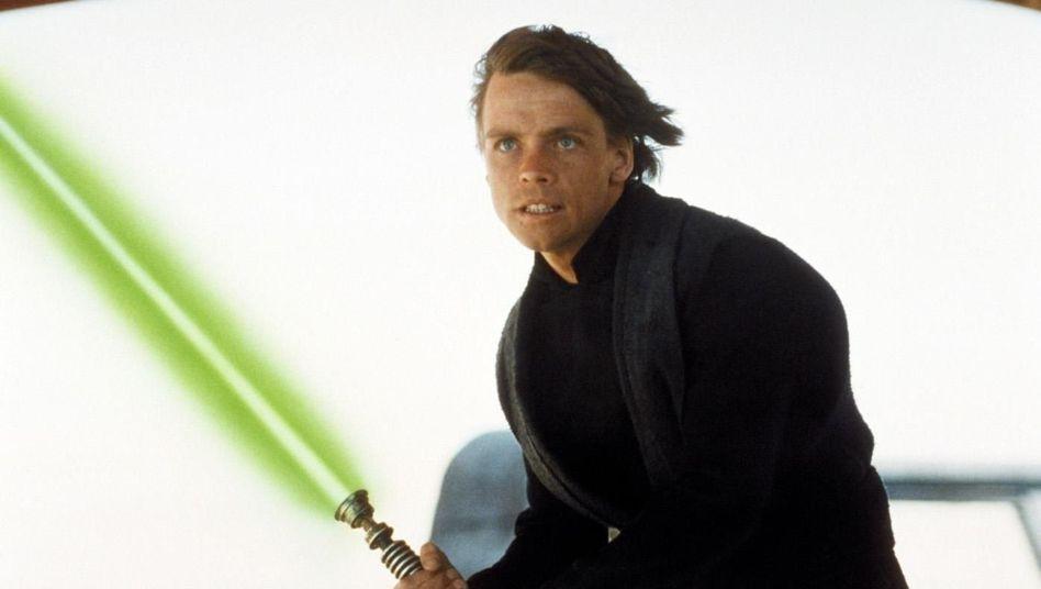 """Szene aus """"Rückkehr der Jedi-Ritter"""" (1982): Beliebte Spaßreligion in Tschechien"""