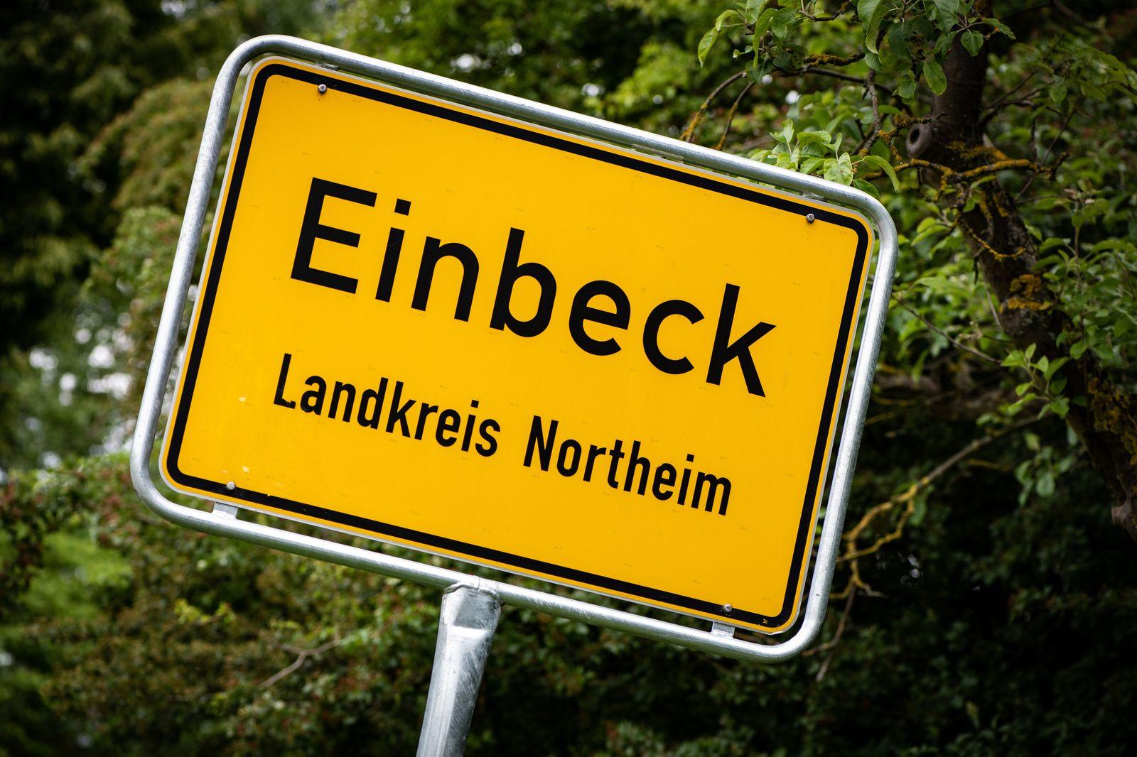 Sprengstoffanschlag auf Privathaus in Einbeck