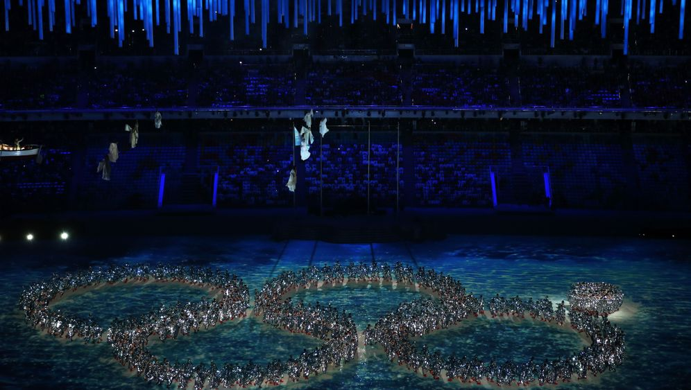 Photo Gallery: The Olympics Come to an End
