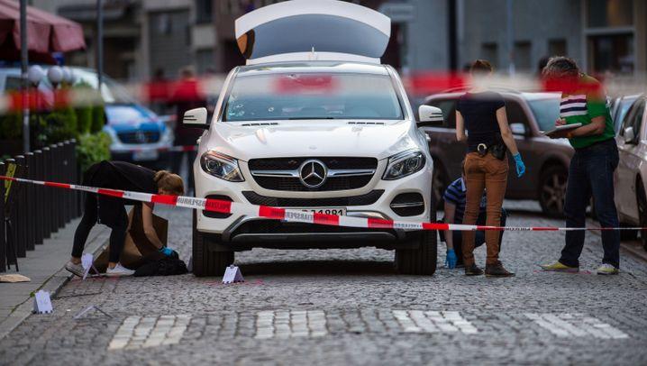 Schießerei in Frankfurt: Eskalation unter Brüdern