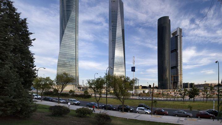 Spanien: Was vom Bau-Boom übrigbleibt