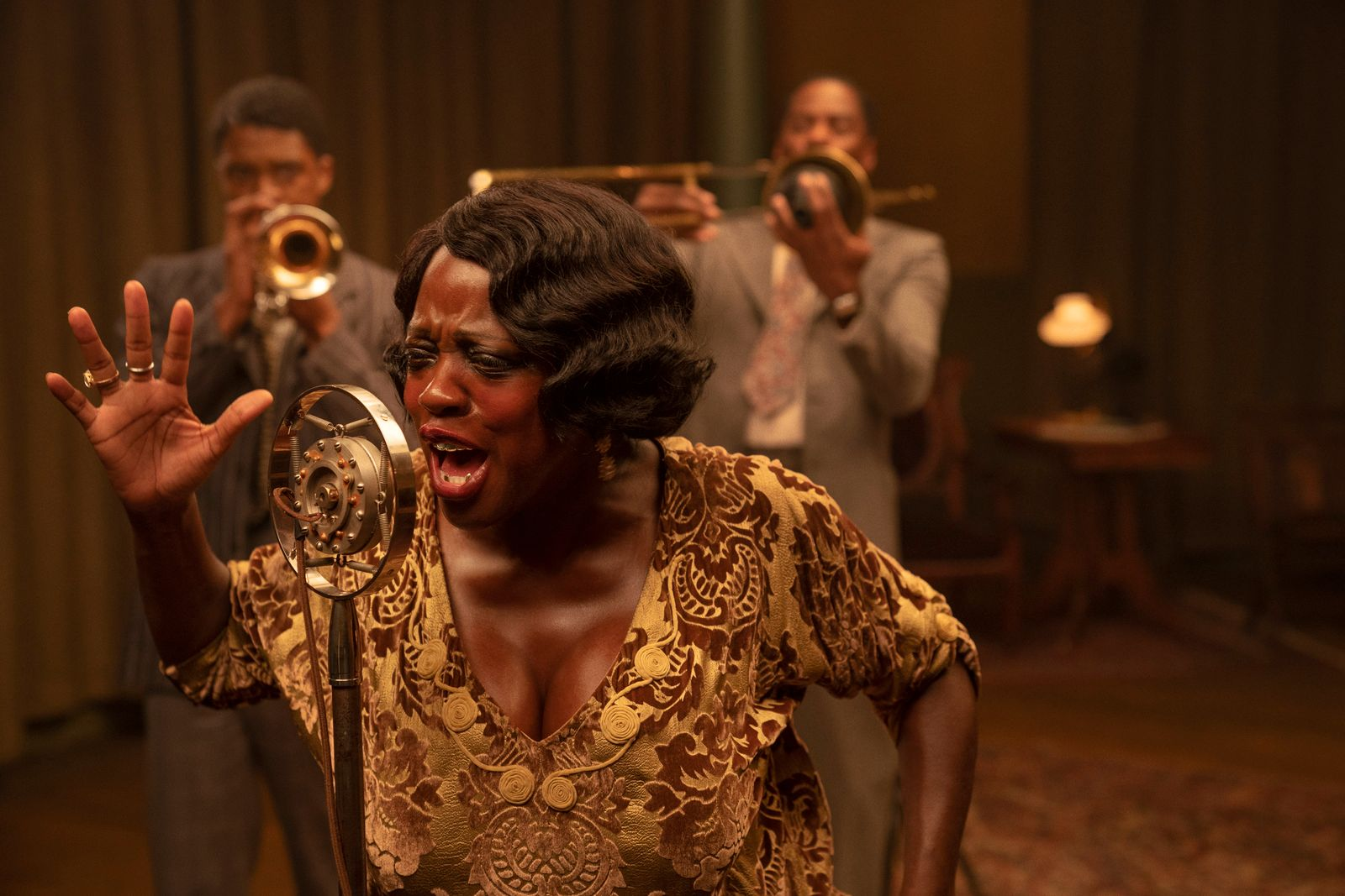 Film - Ma Rainey's Black Bottom