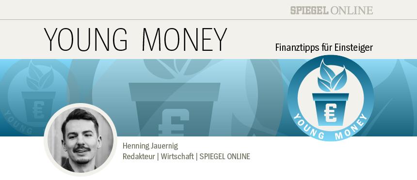EINMALIGE VERWENDUNG - GRAFIK HEADER Newsletter Young Money YM