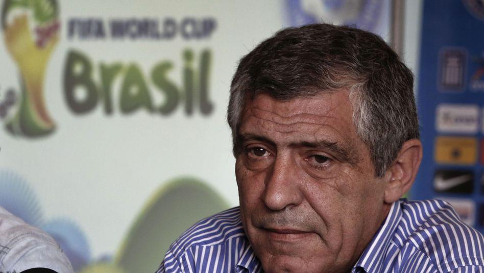 Fußballtrainer Santos: Engagement in Portugal