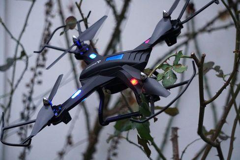 Das war wohl nichts: Liegt es an der Drohne oder am Piloten?