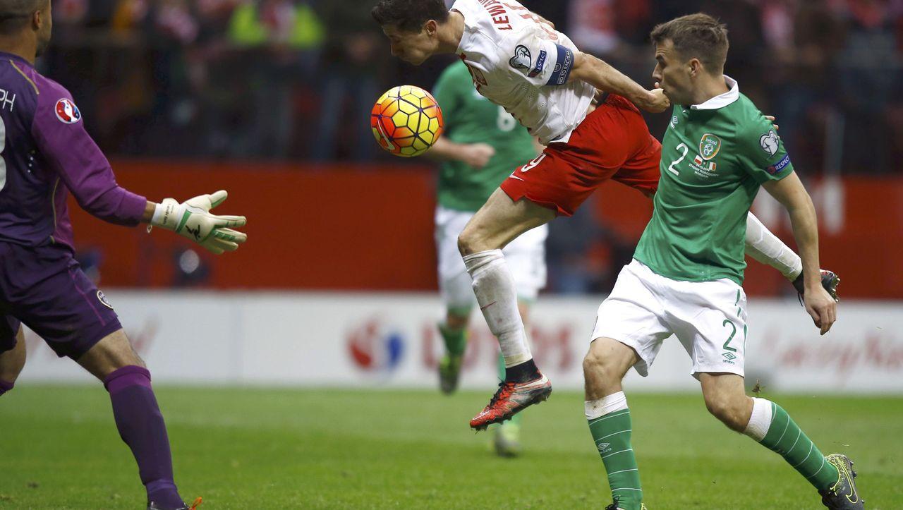 Polen Gegen Irland