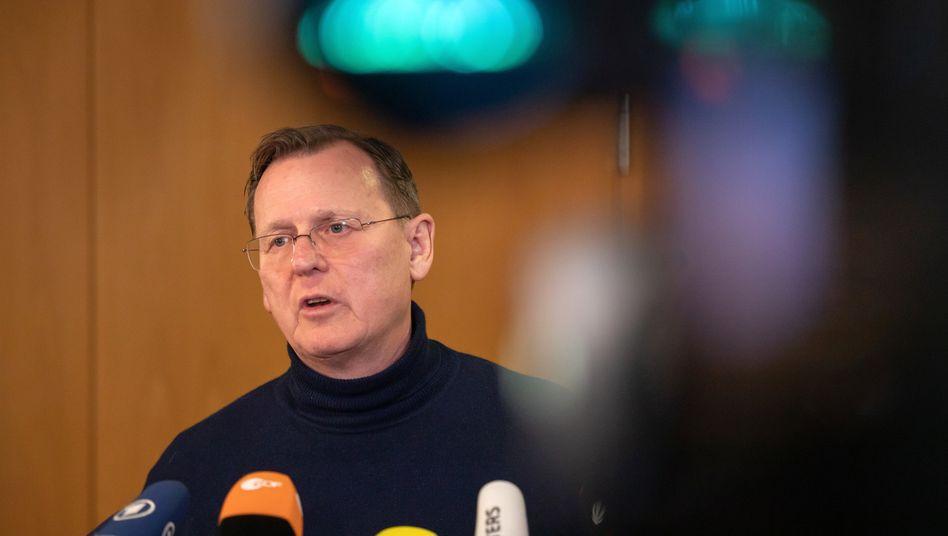 Nach Ramelow-Coup: Sitzung des Thüringer Ältestenrats abgesagt