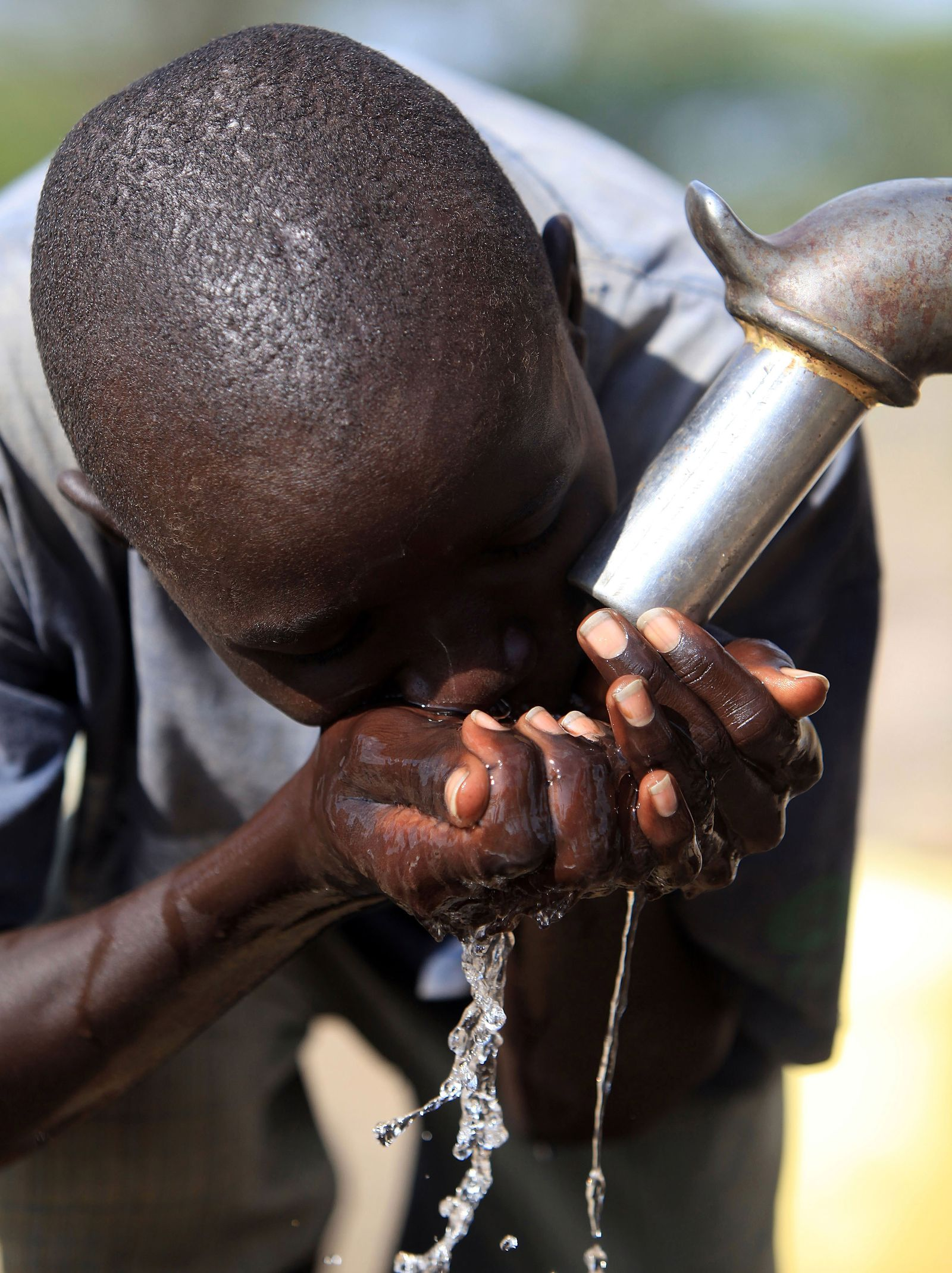 Wassermangel Afrika