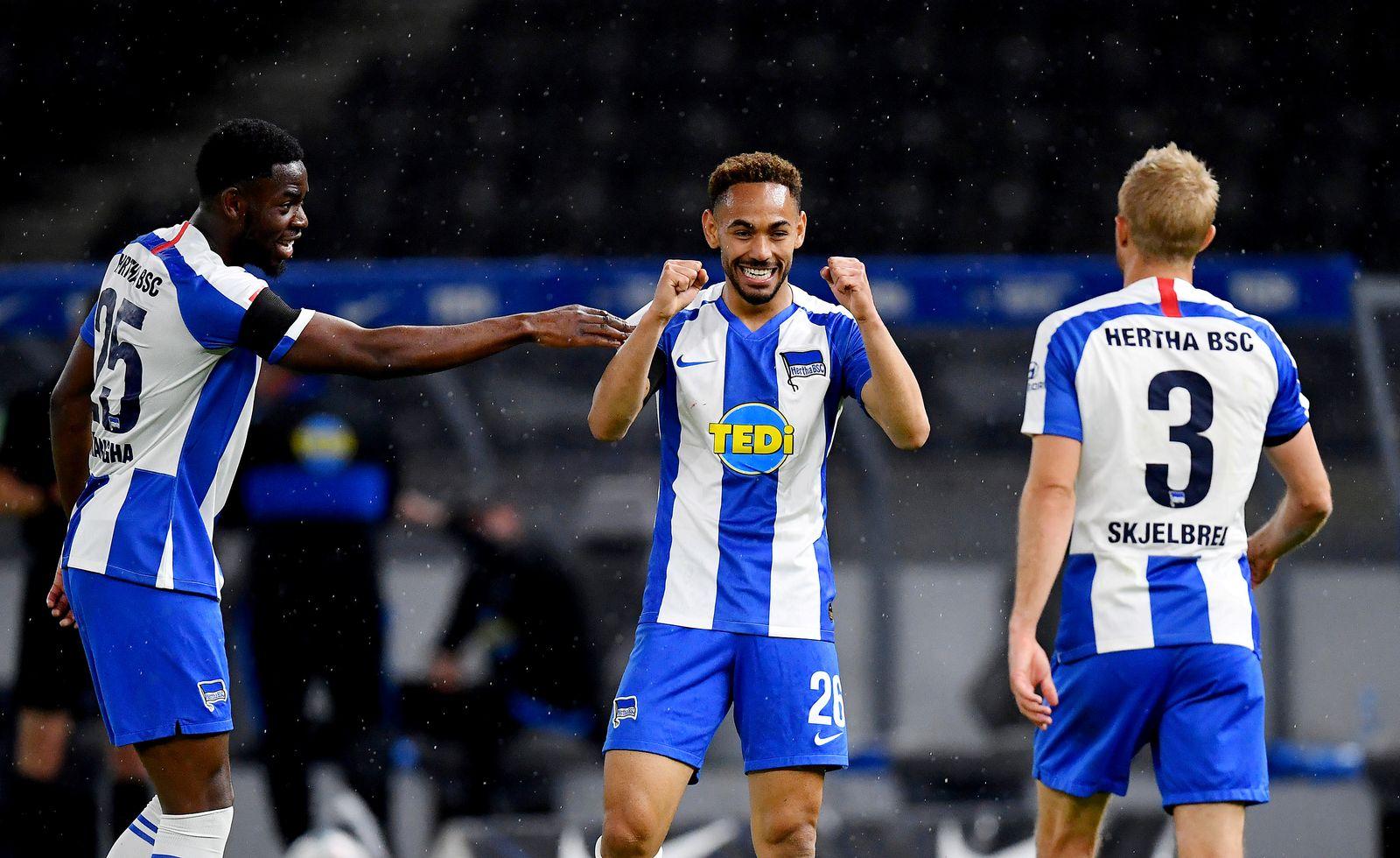 Bundesliga - Hertha BSC v 1. FC Union Berlin