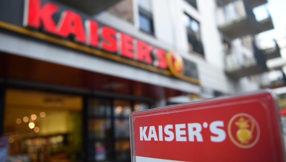 Kaiser's-Supermarkt in Berlin