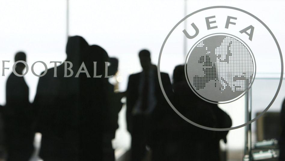Uefa-Zentrale in Nyon: Bluttests auch auf Vereinsebene