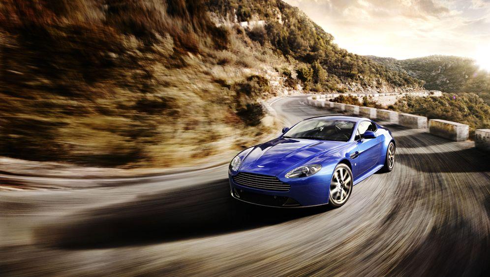 Aston Martin V8 Vantage S Eine Extra Prise Power Der Spiegel