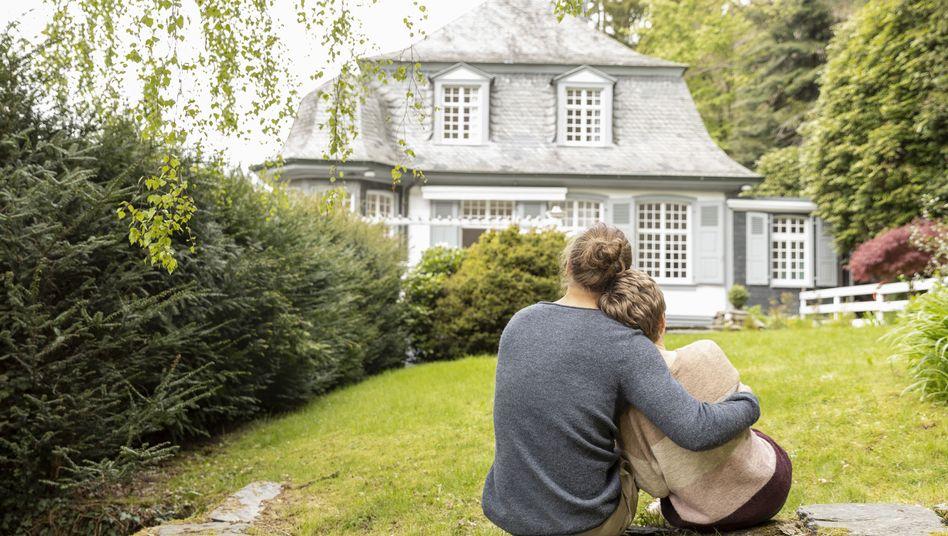 Eigenheim: Ein Fall für die Wohngebäudeversicherung